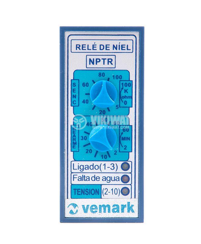 Liquid Level Controller NTPR, 24VDC, NC+NO - 2