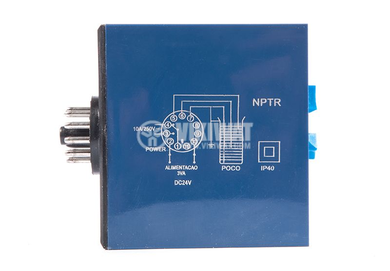 Liquid Level Controller NTPR, 24VDC, NC+NO - 3