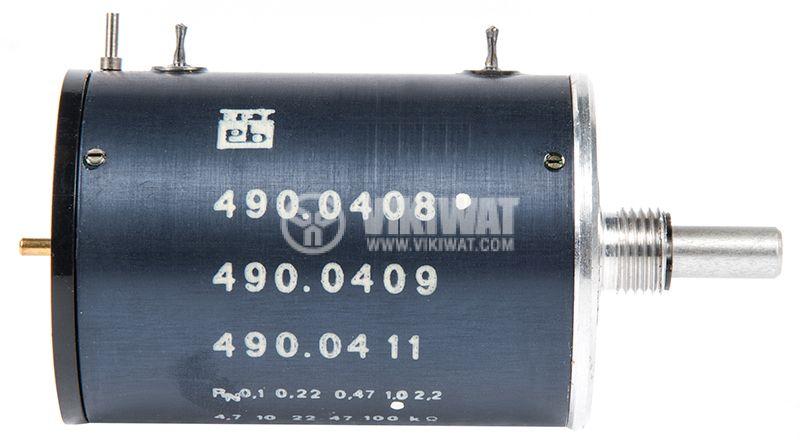 Потенциометър 490.0408 - 1
