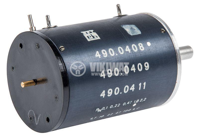 Жичен потенциометър - 3