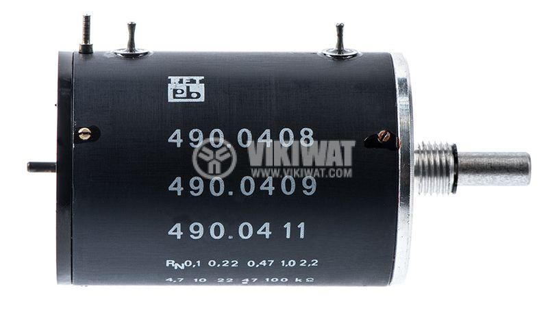 Жичен потенциометър - 2