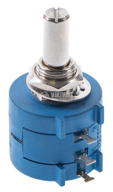 Potentiometer Linear, Tape, Mono, Wire 500Ohm 2W WXD3590 on