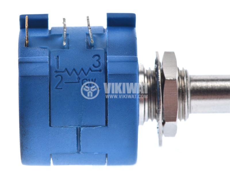 potentiometer linear tape mono wire 5kohm 2w wxd3590 rh vikiwat com