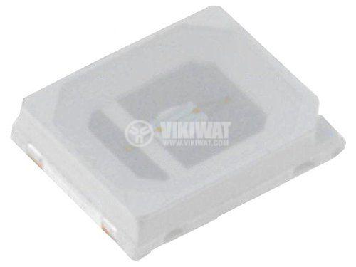 LED диод LL-R2835B-B4H-M25, SMD2835, PLCC2, син