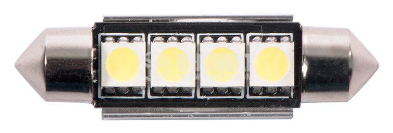 Auto LED festoon lamp, 12V, 8 LED - 1
