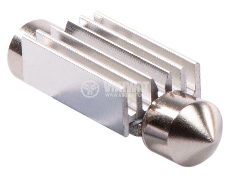 Auto LED festoon lamp, 12V, 8 LED - 2