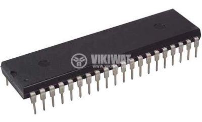 Converter A/D TC7129CPL DIP40