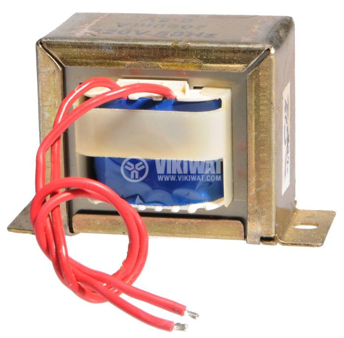 Трансформатор, 220 / 6 VAC, 12 VA - 2