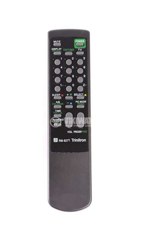 Дистанционно управление за телевизор SONY RM-827T - 1