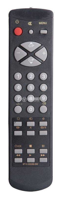 Дистанционно управление SAMSUNG 3F1400034092/091 - 1
