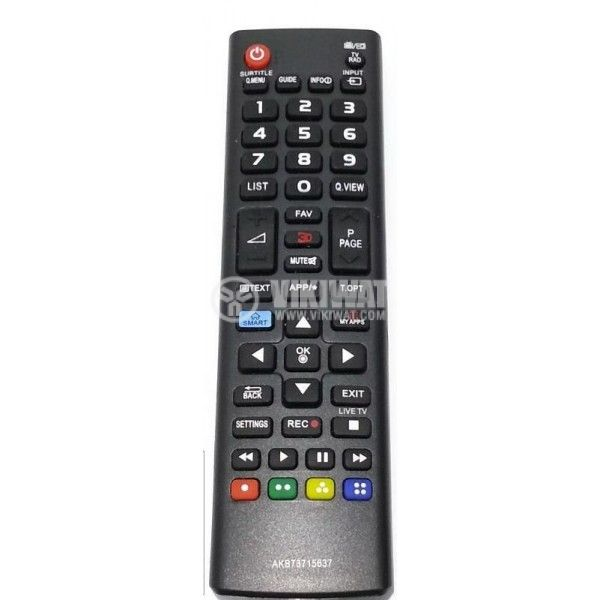 Дистанционно управление LG AKB73715637