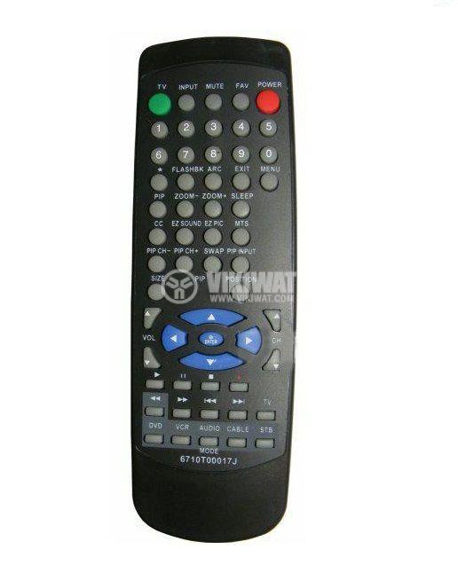 Remote control, LG 6710T00017J - 1