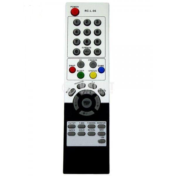 Remote control, GRUNDIG RC-L-06