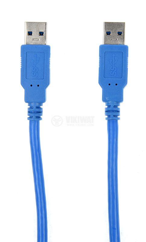Cable USB A/m - USB A/m, 3m - 1