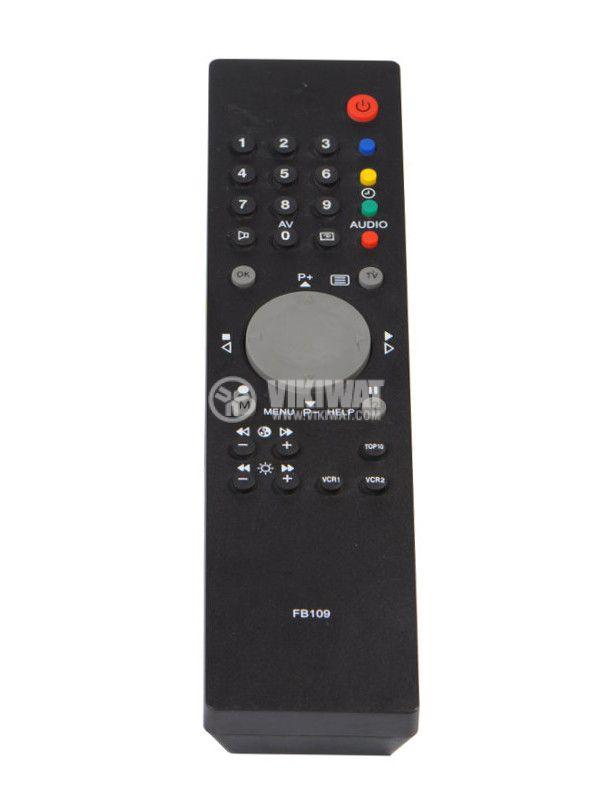 Remote control for SABA, SIEMENS, PROFILO,TELEFUNKEN,SCHNEIDER,FISHER - 1