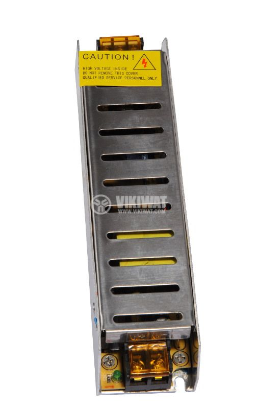 LED Power Supply BY02-0600, 220-240VAC, 5A, 100W, IP20 - 2