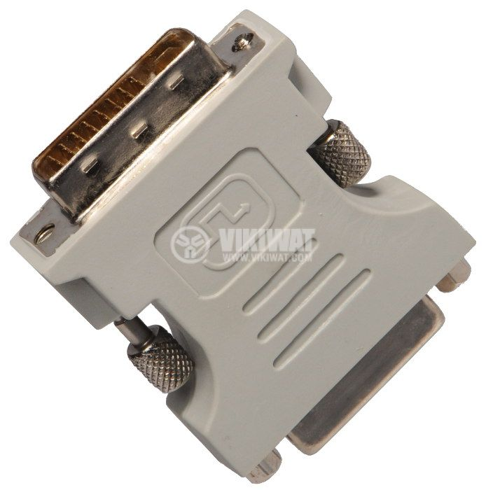 Adapter, DVI F-DVI М - 1