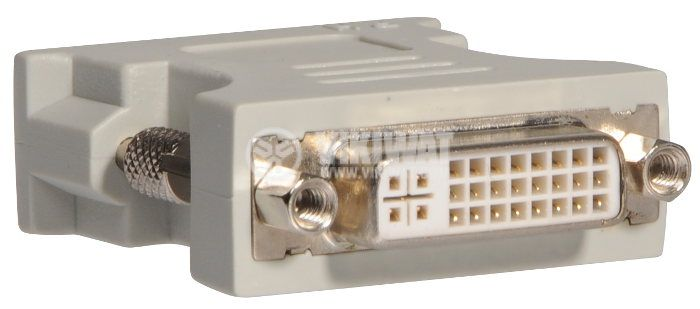 Adapter, DVI F-DVI М - 3