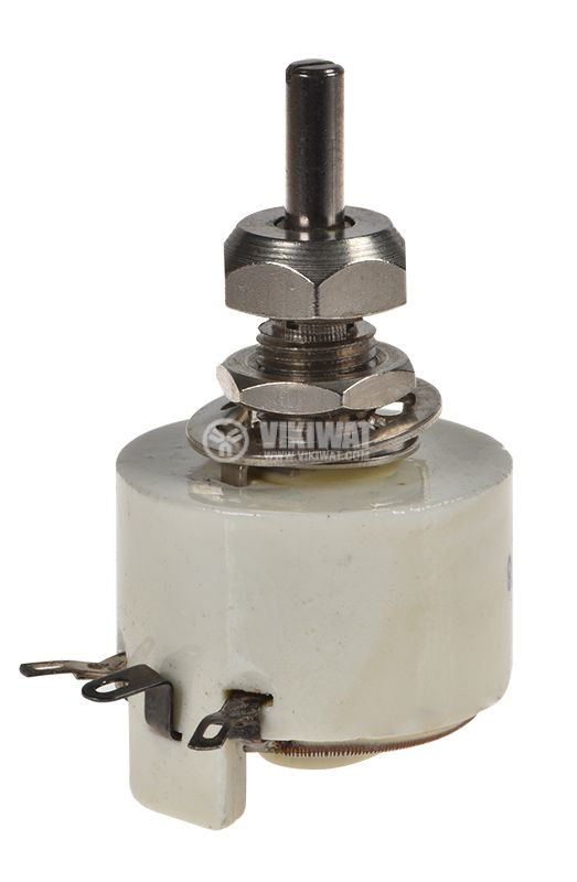 Potentiometer PPB-3V, linear, wire, 470Ohm, porcelain - 1