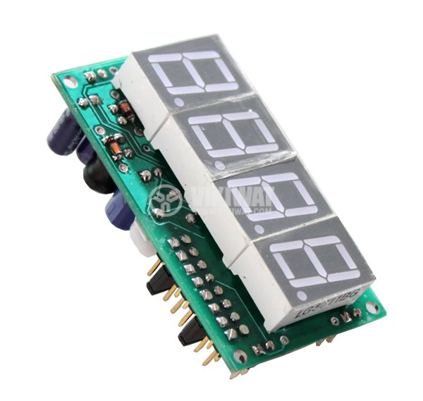 Volt-ammeter DVAM500 modul 07