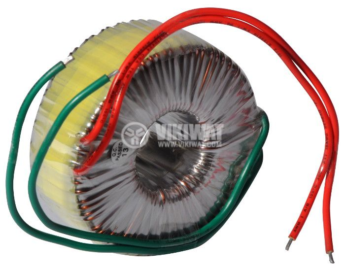 Тороидален трансформатор 230 / 12 VAC, 50 VA - 2