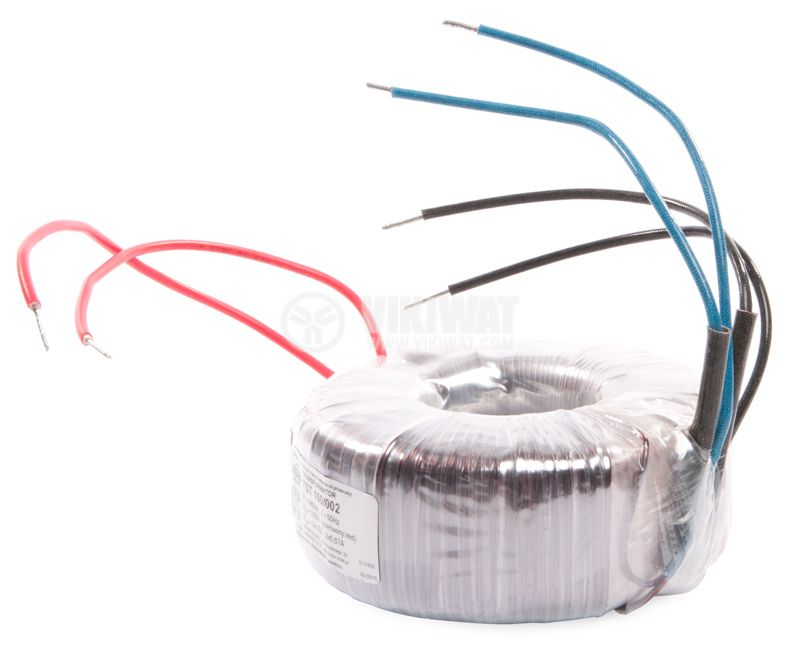 Тороидален трансформатор 230 / 12 + 12 VAC, 150 VA - 1