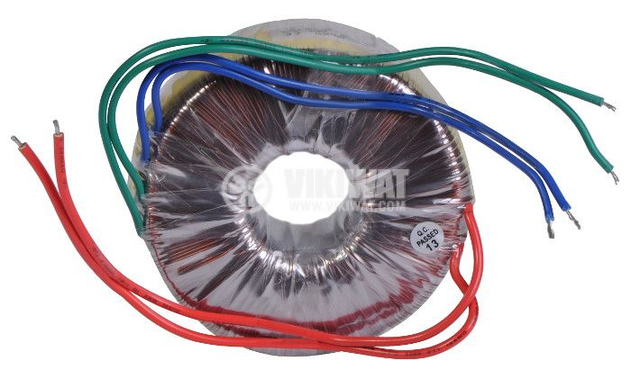 Тороидален трансформатор 230 / 24 + 24 V, 150 VA - 1