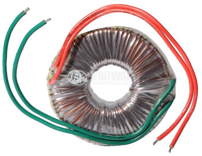 Тороидален трансформатор 230/35VAC, 200VA - 1