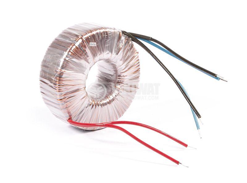Тороидален трансформатор 230/35+35VAC, 450VA - 2