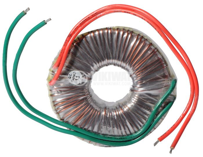 Тороидален трансформатор 230 / 9 VAC, 50 VA - 1