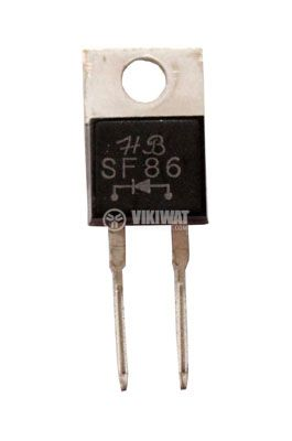 Диод DSH16-04, 40 V, 16 A, шотки импулсен