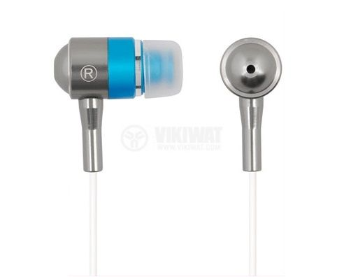 Headphones MK-650-G, stereo, 3.5mm stereo jack, for iPOD Nano