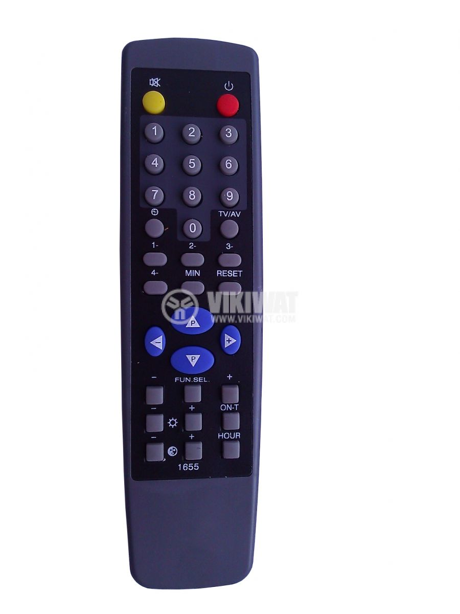 Дистанционно управление, MAX1655