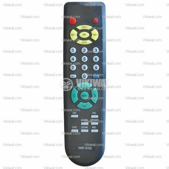 Дистанционно управление NEO YKF51Q - 2