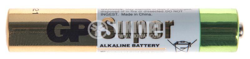 Батерия, AAAA, 1.5V