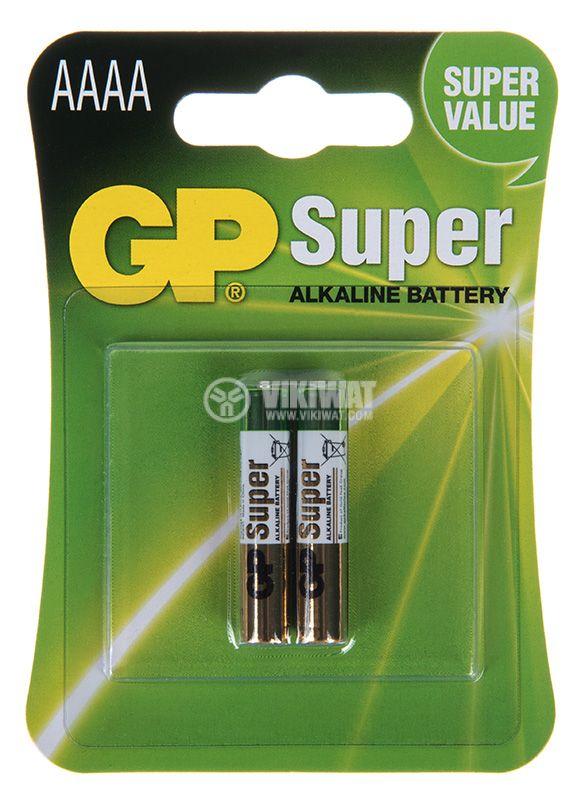 Батерия GP Super - 4