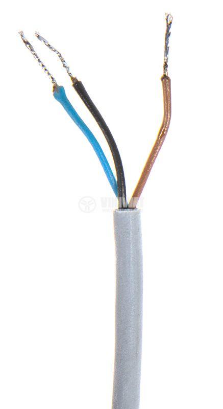Оптичен датчик дифузен ODD12N111L NPN NO M12x67mm 10-30VDC обхват 200mm месинг - 3