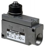 Limit switch , BZE7-2RN-PG, SPDT-NO+NC, 15A/380VAC, pusher