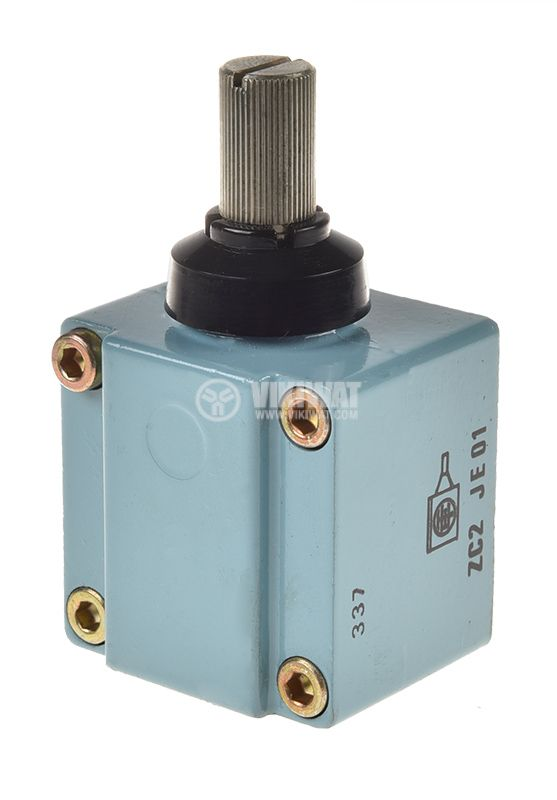Operating head for limit switch, ZC2 JE01, angular, rotary - 1