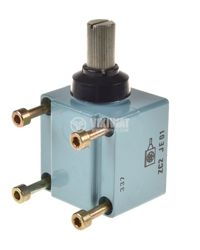 Operating head for limit switch, ZC2 JE01, angular, rotary - 2