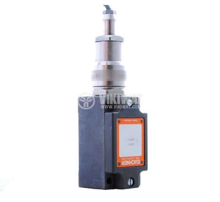 Proximity Switch 7022 LEINFELDEN 220VAC NC M30x16mm range 5mm, shielded - 3