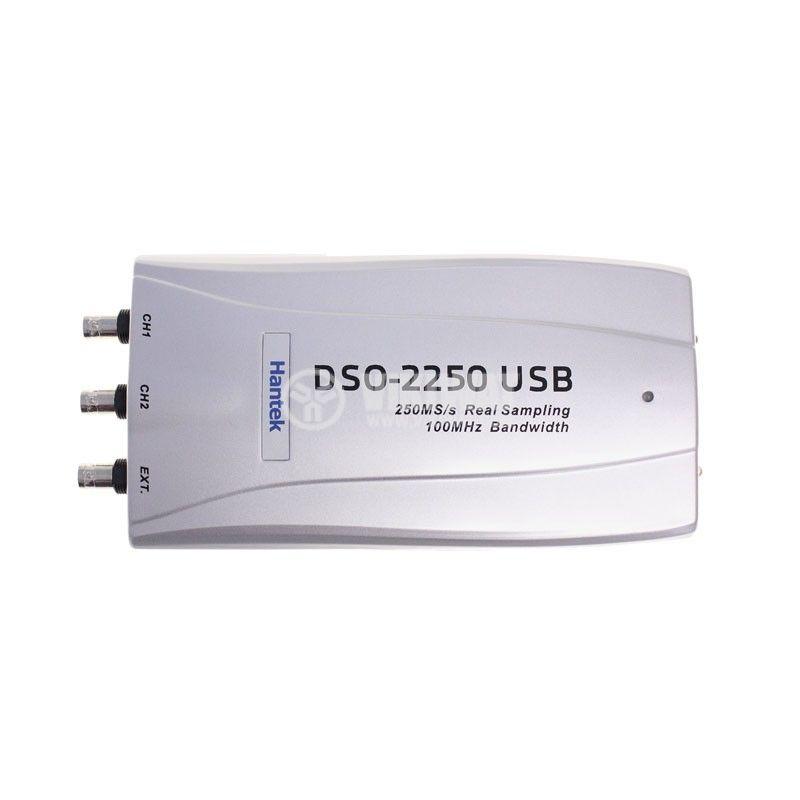 USB oscilloscope Hantek DSO 2250, 100 MHz - 2