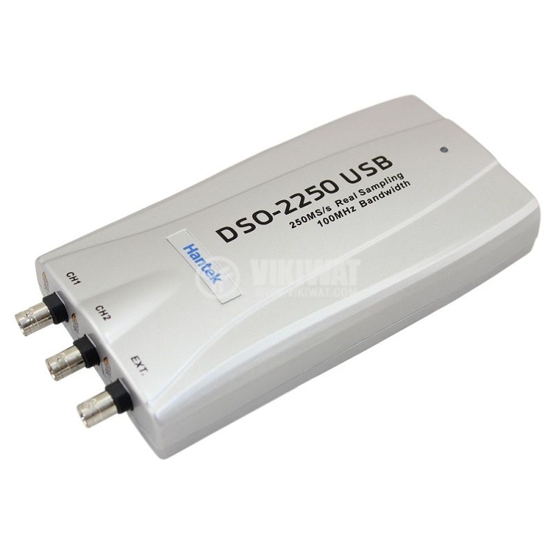 USB oscilloscope Hantek DSO 2250, 100 MHz - 1