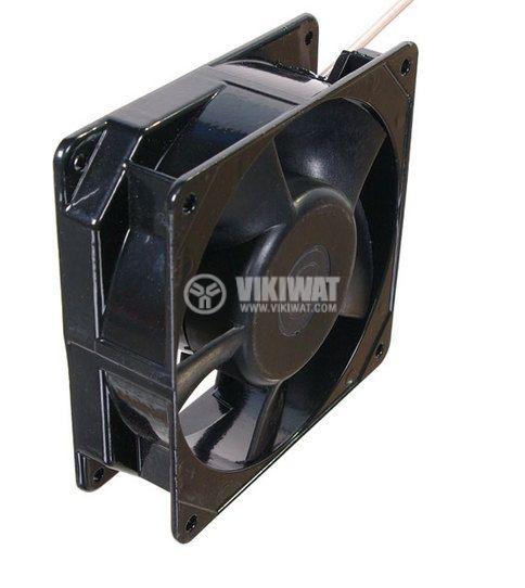 Axial Blower BA16 / 2 150 x 150 x 55 mm, 220 VAC, 46 W, 240 m3/h, high temperature - 2