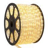 LED rope, 220VAC, 3W/m, yellow
