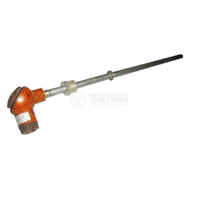 Термосъпротивление тип 100M, ТСМ-5071, -50°C до +150°C, Ф10 mm, дължина 400 mm