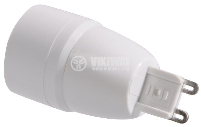 Adapter G9 to Е14, 230VAC - 3