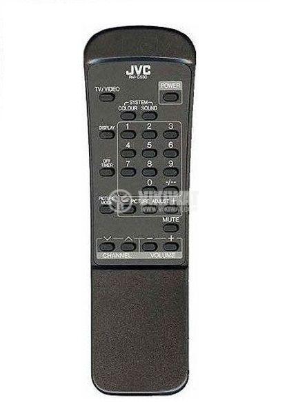 Дистанционно управление JVC