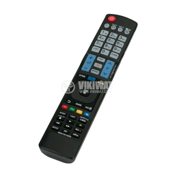 Remote control, LG AKB72914276 / 065