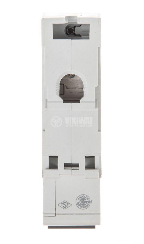 Miniature circuit breaker, 1x6A, IC60N C6, DIN rail, curve C, A9F74106 - 5